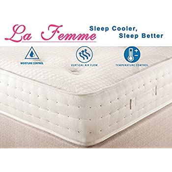 Menopause Mattress For A Cooling Sleep 4ft6 Double Amazon Co Uk