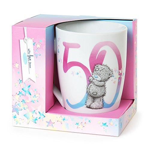Taza de 50 cumpleaños Me to You