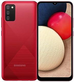 Samsung Galaxy A02s Dual SIM Mobile - 6.5 Inch, 64 GB, 4 GB RAM, 4G LTE - Red