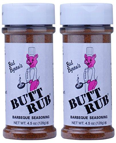 Bad Byrons Butt Rub Barbecue Seasoning