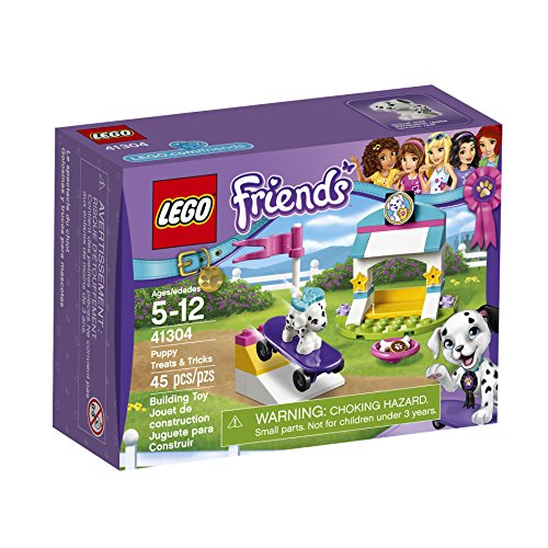 LEGO 6174623 Friends Puppy Treats & Tricks 41304 Building Kit