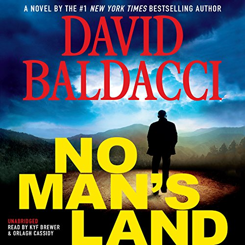 No Man's Land: John Puller, Book 4 audiobook cover art