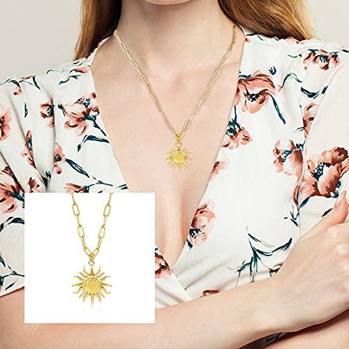 Collares Joyería Colgantes Collar De Plata De Ley 925 para Mujer, Encantos De Collar De Tendencia