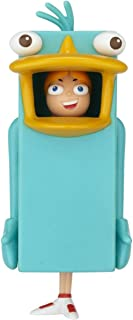 Phineas And Ferb Figure Pack Candace and Jeremy with Perry Costume)