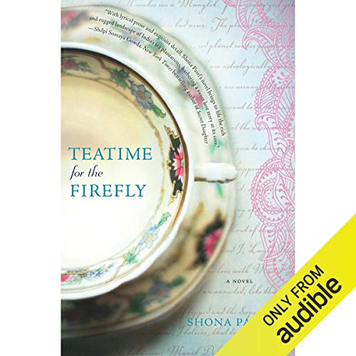 Teatime for the Firefly audiobook cover art
