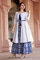 Women's Rayon Regular Kurta | What To Wear In Summer - Summer Outfits