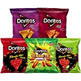 Doritos Hot & Spicy Mix Variety Pack, (40 Pack)
