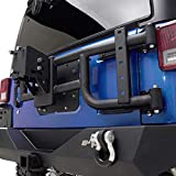 EAG Tire Carrier for OEM Tail Gate Compatible with...