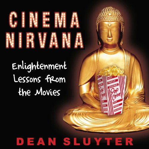 Cinema Nirvana audiobook cover art