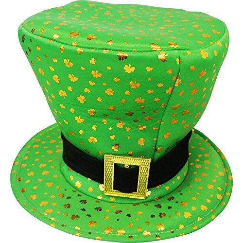 Chapeau Haut de Forme - Saint Patrick - Taille Unique