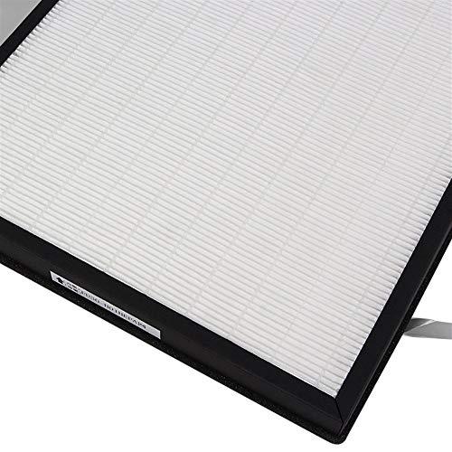 Reunion Filtre HEPA de remplacement 260 * 260 * 30 mm et Activé filtre à charbon 260 * 250 * 35 mm for Xiaomi MJXFJ-150-A1 (Color : 260x250x35mm carbon)