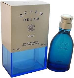 Ocean Dream by Giorgio Beverly Hills for Men - 3.4 oz EDT Spray