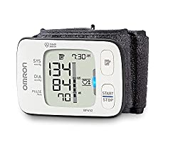 Omron's 7 Series Blood Pressure Monitor