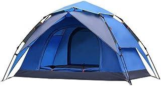 Sisizhang Outdoor camping tält Double People automatiskt tält Open Field Camping tält
