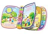 VTech - Primeras canciones, libro interactivo para bebé +6 meses con las canciones infantiles más...