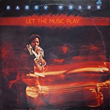 barry white let the music play vinyl