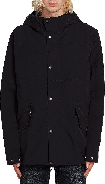 Volcom Men's Lane TDS Parka Jacket