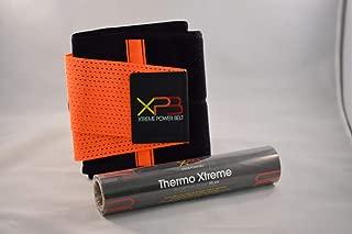Xtreme Power Belt + Osmotic Paper Wrap Combo Unisex Belt Trimmer
