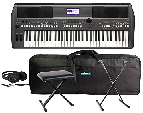 Claviers arrangeurs YAMAHA FULL PACK PSR S670