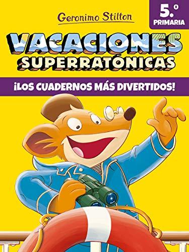Vacaciones Superratónicas 5 (Vacaciones Stilton)