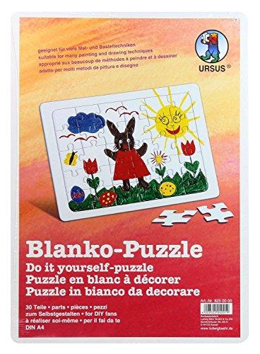 Ursus   Puzzle con Marco, 30 Piezas (8250000)