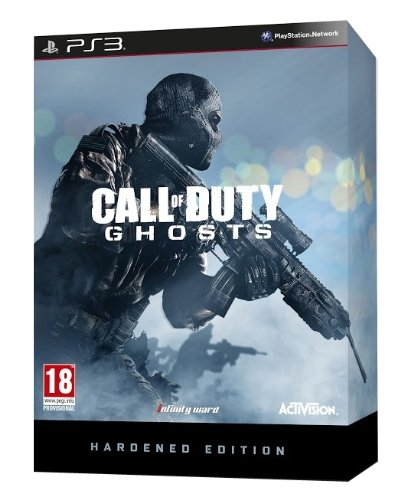 Call Of Duty: Ghosts - Hardened Edition
