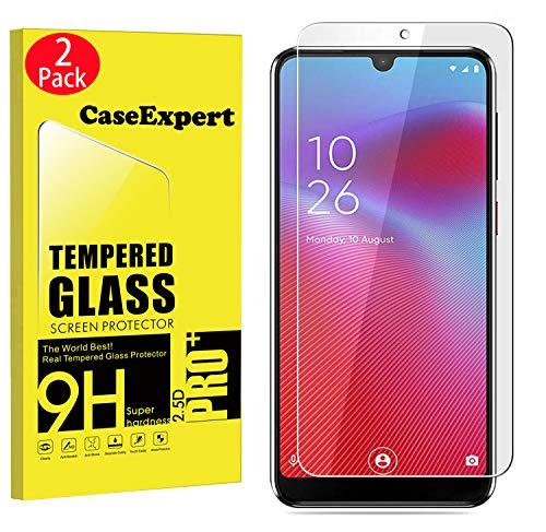 CaseExpert 2 Pack - Vodafone Smart V10 Panzerglas, Gehärtetem Schutzfolie Glasfolie Hartglas Panzerfolie Displayschutzfolie Für Vodafone Smart V10