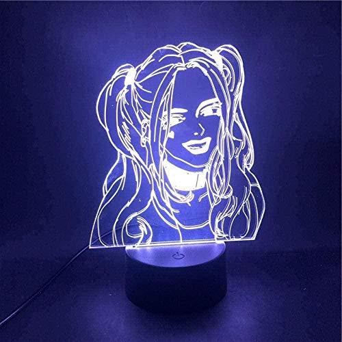 51BWWoCAWfL Harley Quinn Night Lights