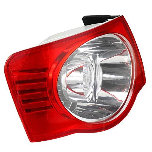 Weilaijaiju Lámpara de Freno de luz Trasera LED de Coche DRL para VW Passat B6 Sendan (Color : Type A)