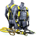 KwikSafety (Charlotte, NC) Hurricane KIT | 3D Full Body Back Support Safety...