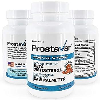 Prostavar Prostate Support Bundle - 6 Bottles
