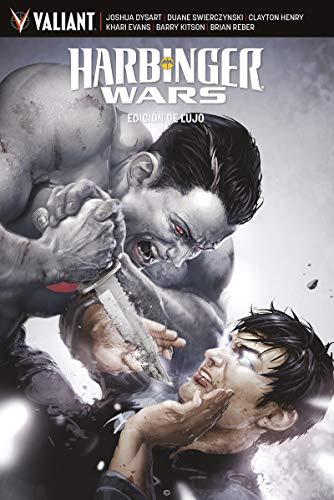 Harbinger wars - edición de lujo (Valiant)