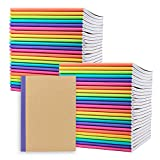 48 Pack Composition Notebook Journal- Kraft Cover...