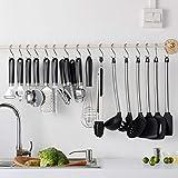 Utensilios de cocina Utensilios de cocina, 16 piezas Utensilios de cocina para el hogar Utensilios de cocina de silicona multifuncionales Utensilios de cocina Set Gadgets