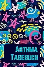 Asthma Tagebuch Lungenfunktion: Für je 2 Wochen detaillierte Atem-Messungen pro Doppelseite, Teenie Stern Umschlag, 15,24 ...