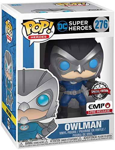 Funko DC Heroes Owlman Vinyl Figure 276...