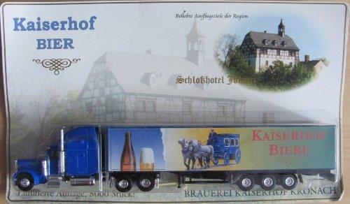 Kaiserhof Kronach Nr.27 - Kaiserhof Biere - Peterbilt - XL SZ