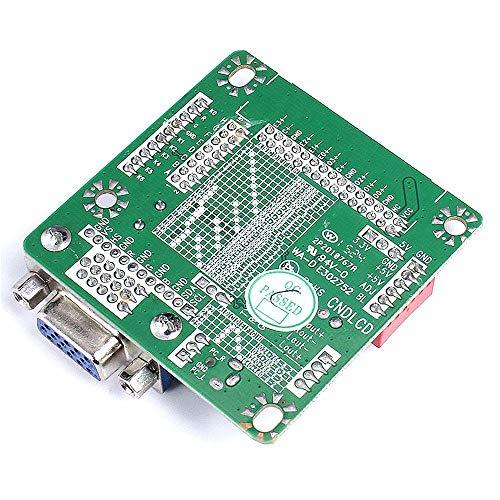hgbygvuy Scheda del Controller del Driver LCD MT6820 5V Support 8-42'Gold-A7 Universal LVDS Relinquish Programmazione 5V 8-42 Pollici 1920x1200 Risoluzione S