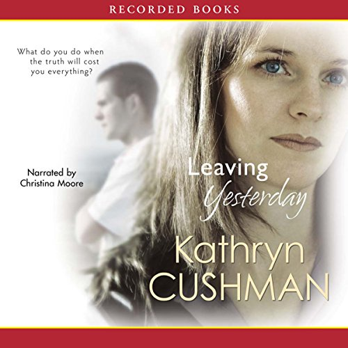 Leaving Yesterday audiobook cover art
