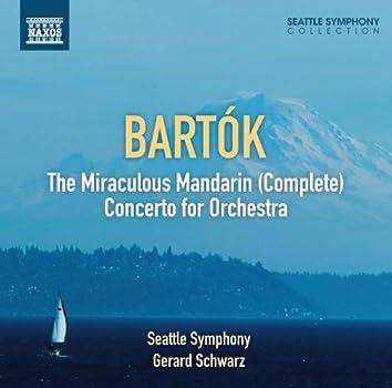 Bartók: The Miraculous Mandarin - Concerto for Orchestra