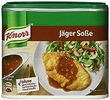Knorr Jäger Soße Dose, 3 x 184 g