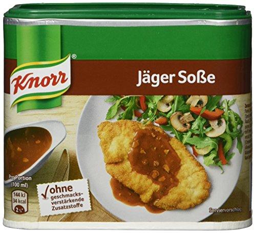 Knorr Jäger Soße Dose, 1 x 184 g