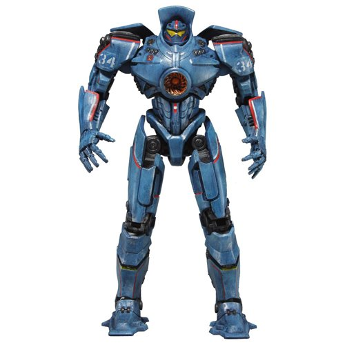 NECA Series 1 Pacific Rim Gipsy Danger 7' Deluxe Action Figure