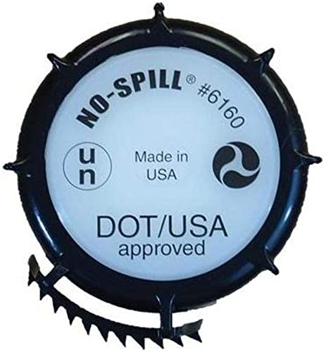 2021 No-Spill 6160 Replacement Cap for high quality 5 Gallon Can online - DOT/UN Approved outlet sale