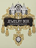 Jewelry Box Coloring Book: Published in Sweden as 'Smyckeskrinet'