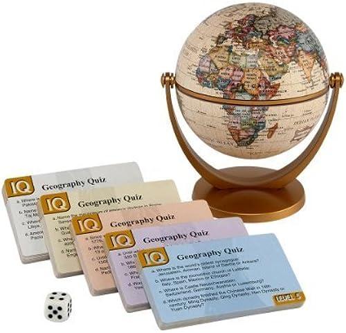 descuento online Stellanova IQ Antique Quiz Globe Game by by by Stella Nova  tiempo libre