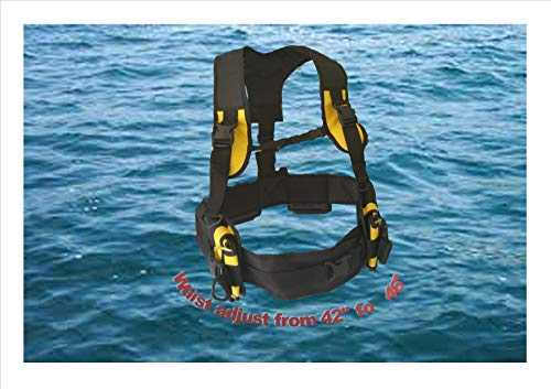 AKM-Scuba Diving Weight Harness Medium (2019 Updated)