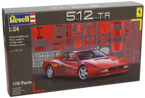 Revell - Echelle 1/24 - Ferrari 512 TR.