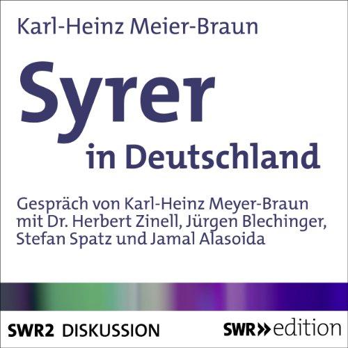 Syrer in Deutschland Titelbild