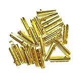 Colorsheng 300 Pcs Shoelace Bullet Metal Ends Aglet...